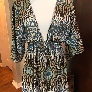 Romeo & Juliet Couture Dresses - ROMEO + JULIET COUTURE MAXI DRESS